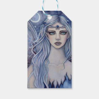 Sapphire Fairy Fantasy Art Gift Tags Pack Of Gift Tags