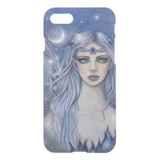 Sapphire Fairy Fantasy Art iPhone 7 Case