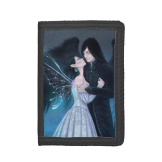 Sapphire Fairy Gothic Romance TriFold Wallet