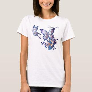 Sapphire Flies T-Shirt