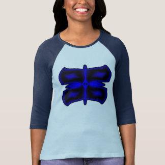 Sapphire Flower Tee Shirts