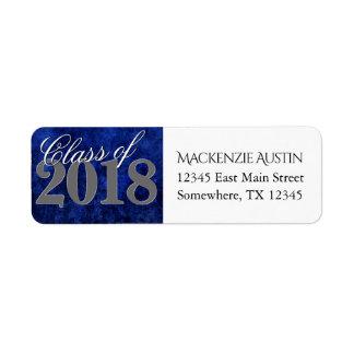 Sapphire Graduation | Blue Class of 2018 Party