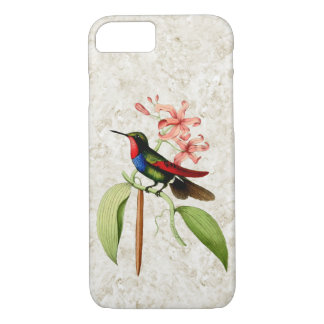 Sapphire Hummingbird iPhone 7 Case