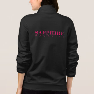 Sapphire Jogger Jacket