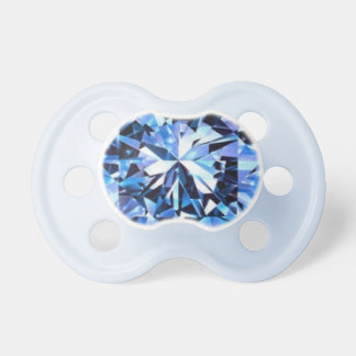 Sapphire pacifier