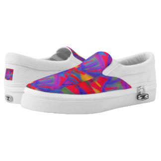 Sapphire Slip-On Sneakers