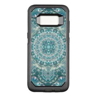 Sapphire Star Mandala OtterBox Commuter Samsung Galaxy S8 Case