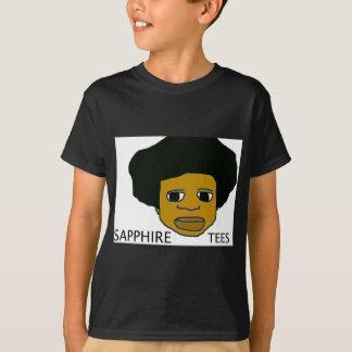 Sapphire Tees.tif T-Shirt