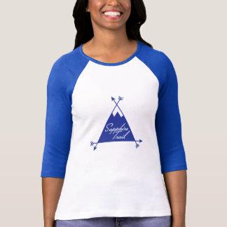 Sapphire Trail Logo T-Shirt