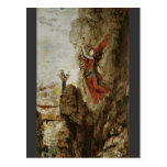 Sappho in Lefkada by Gustave Moreau Postcard