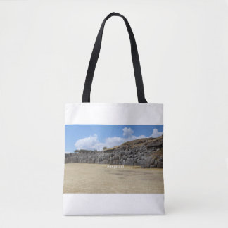 Saqsaywaman Custom All-Over-Print Tote Bag