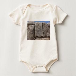 Saqsaywaman Lost Alien Technology Baby Bodysuit