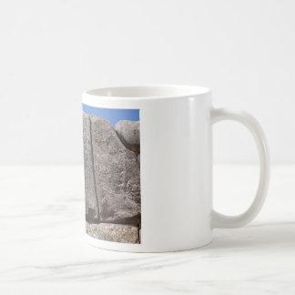 Saqsaywaman Lost Alien Technology Coffee Mug