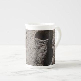 Saqsaywaman Lost Ancient Technolog Snake Pictogram Tea Cup