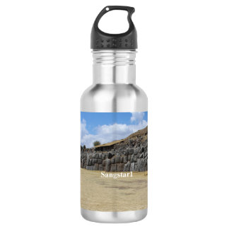 Saqsaywaman Lost Ancient Technology 532 Ml Water Bottle