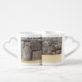 Saqsaywaman Lost Ancient Technology Coffee Mug Set