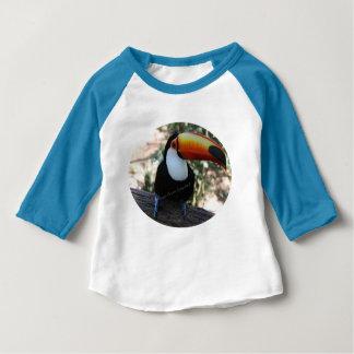 Saqsaywaman Snake Pictogram Baby T-Shirt