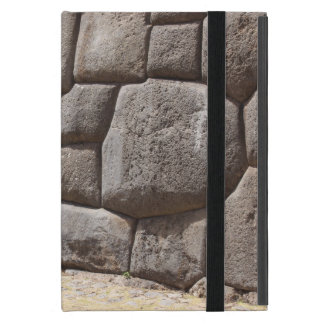 Saqsaywaman Snake Pictogram Cover For iPad Mini