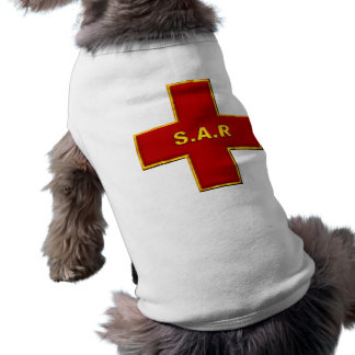 SAR Working Dog Shirt