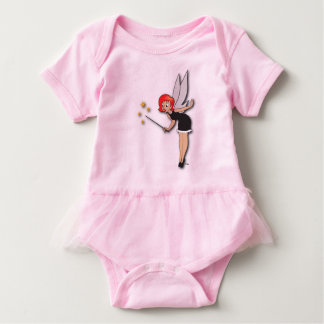 Sarabelle Magical Fairy-one of a kind Baby Bodysuit