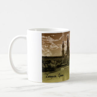 Saragossa, Spain Coffee Mug