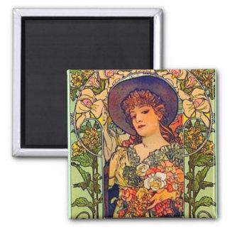 Sarah Bernhardt Tosca. Magnet