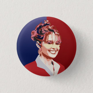 Sarah - Customized 1 Inch Round Button