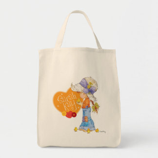 "Sarah Kay ""Barefoot Belle"" Grocery Tote Bag"