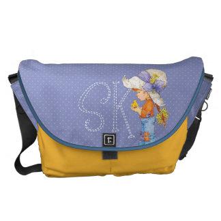 "Sarah Kay ""Barefoot Belle"" Large Messenger Bag"
