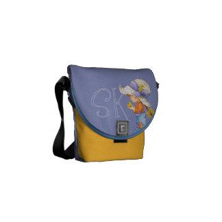 "Sarah Kay ""Barefoot Belle"" Mini Messenger Bag"