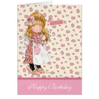 Sarah Kay Birthday Card