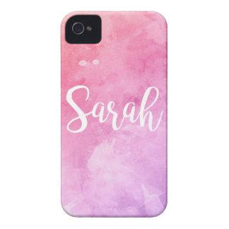 Sarah Name iPhone 4 Case-Mate Case
