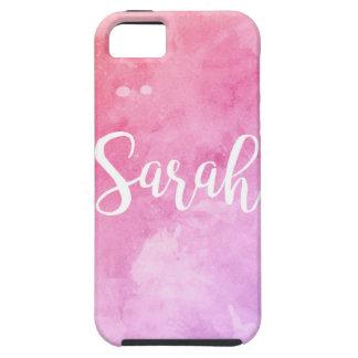 Sarah Name iPhone 5 Covers