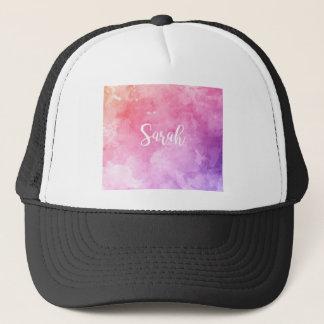 Sarah Name Trucker Hat