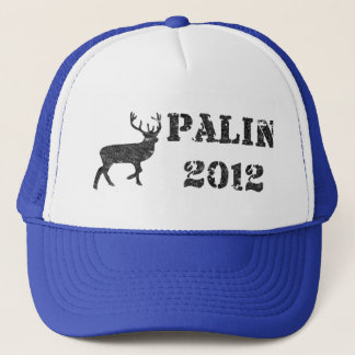 Sarah Palin 2012 Deer Hat