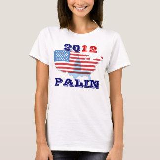 Sarah Palin 2012 Ladies,Girls T Shirt Top