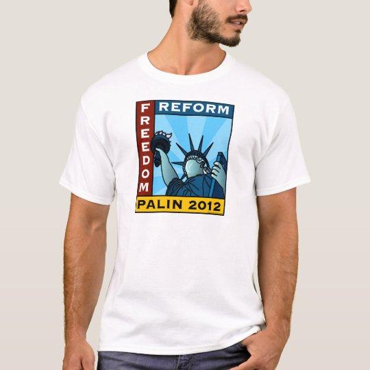 Sarah Palin 2012 Liberty T-Shirt
