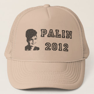 Sarah Palin 2012 Retro Trucker Hat