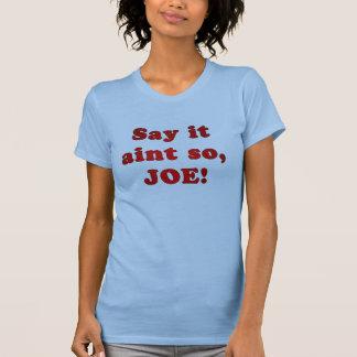 Sarah Palin Debate T-Shirt