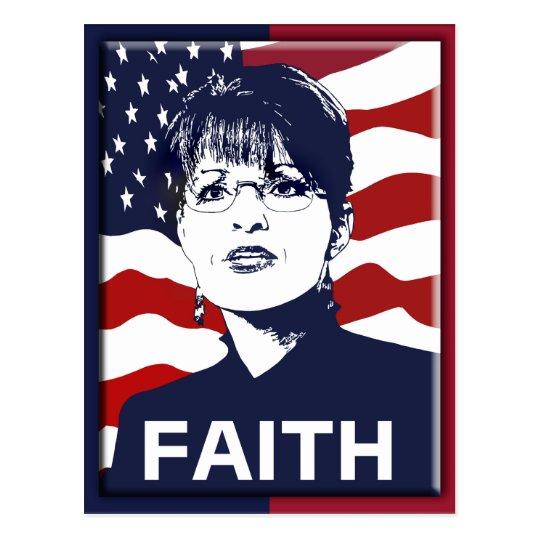 Sarah Palin Faith Cards 2 Sided