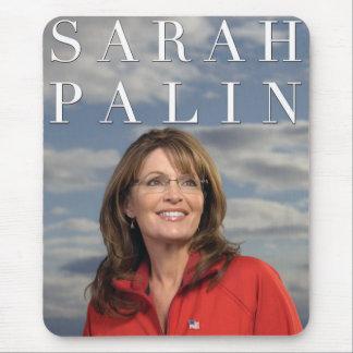 Sarah Palin Going Rogue Cover Mousepad