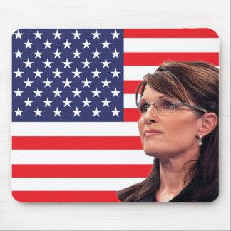 Sarah Palin Mousepads
