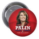 Sarah Palin Photo Button