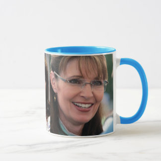 Sarah Palin - Photographs Mug