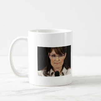 SARAH PALIN REFUDIATED THIS MUG