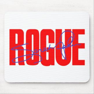 Sarah Palin Rogue Mouse Pad