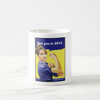 Sarah Palin -  See you in 2012 Coffee Mug