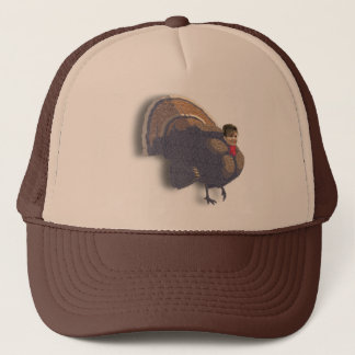 Sarah Palin Thanksgiving Turkey Hat
