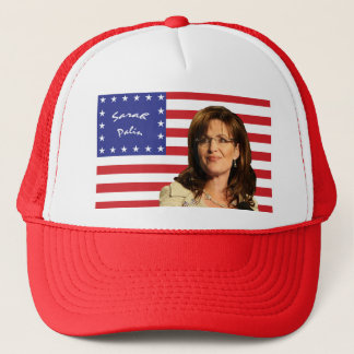 Sarah Palin Trucker Hat