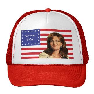 Sarah Palin Trucker Hat